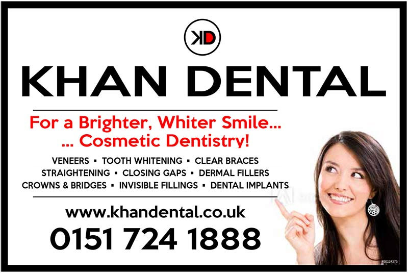 Khan Dental 0151 724 1888