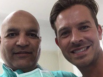 Ashley Dawson & Khan Cosmetic Dentist Liverpool